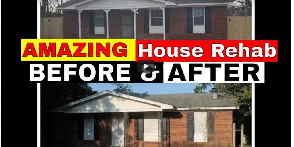 Amazing Rental Property Rehab! Before and After Transformation